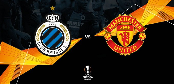 Soi keo nha cai Club Brugge vs Manchester United 21 2 2020 UEFA Europa League